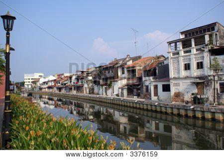 River In Melaka