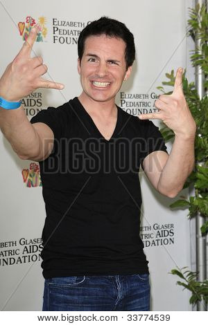 LOS ANGELES, CA - JUN 3: Hal Sparks at the 23rd Annual 'A Time for Heroes' Celebrity Picnic Benefitting the Elizabeth Glaser Pediatric AIDS Foundation on June 3, 2012 in Los Angeles, California
