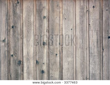 Wooden Wall Aging
