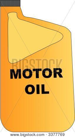 Motor Oil.