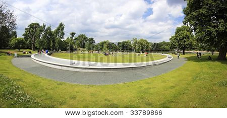Princesa Diana de Gales Memorial Fountain