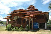 Buddhism Hall