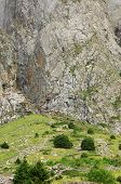 pic of lithosphere  - mountains The mountains of the Tien Shan - JPG