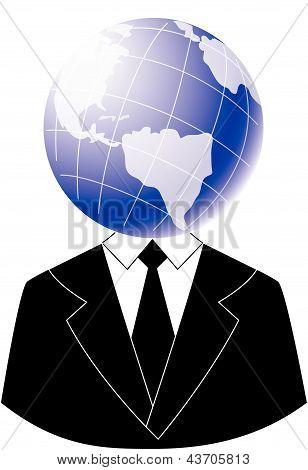 Head - Globe