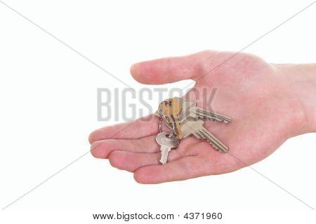 Handover Keys