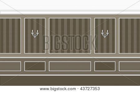 Brown Classic Interior