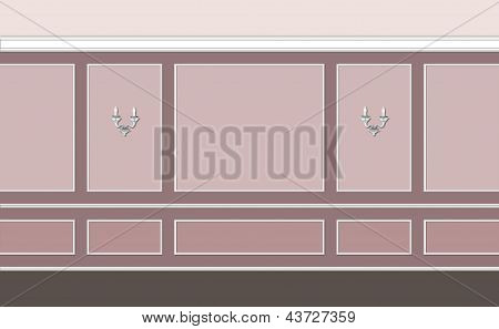 Rosy Classic Interior