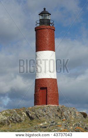 Lighthouse, Beagle Channel, Argentina