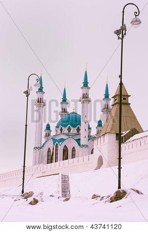The Kremlin in Kazan