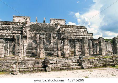 Mayan ruins of Chichen Itza, Mexico