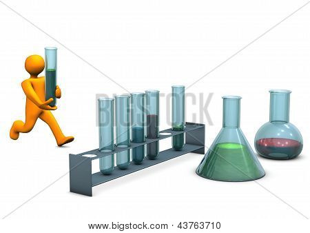 Run Chemical Experiment