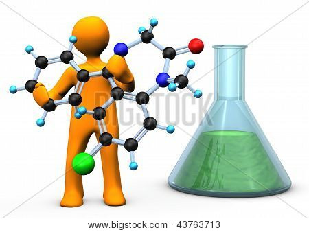 Chemist Molecule