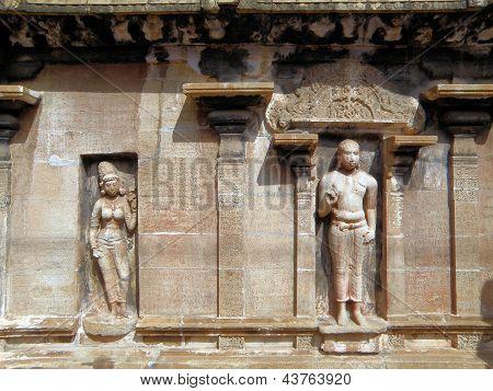 Templo de Sri Nageswaraswami, Kumbakonam, Índia (detalhe)