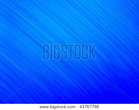 Abstract Blue Decorative Background