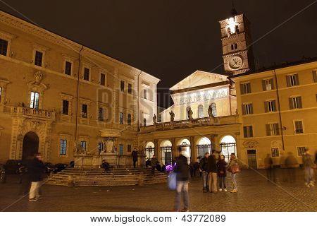 Trastevere Night