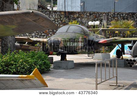 American Vietnamese War Remnants Museum, Ho Chi Minh city, Vietnam