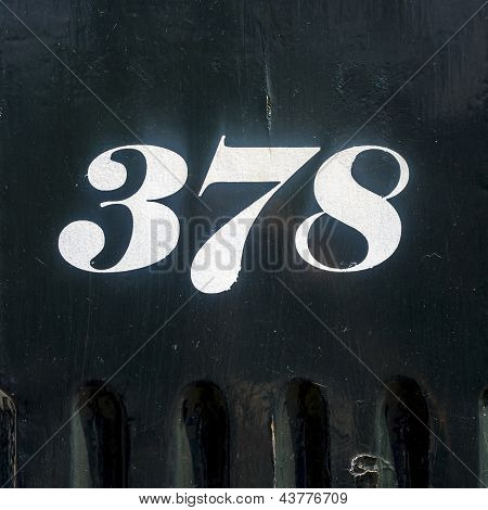 Nr. 378