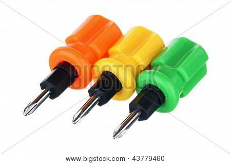 Three Screwdrivers