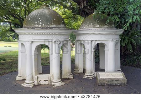 The Cupolas In Singapore