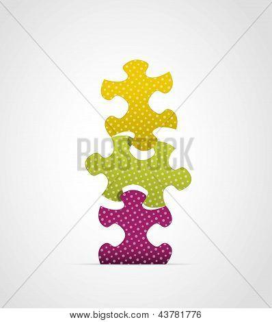 puzzle composition