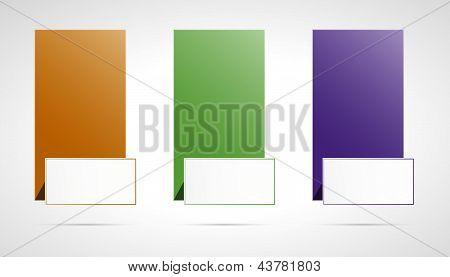 simple geometric templates
