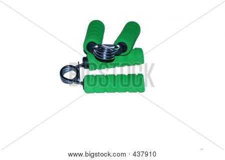 Green Hand Springs