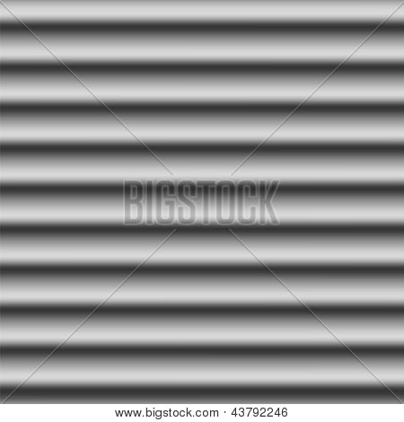 Corrugated Metal Background