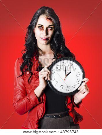Halloween Time In A Deadline