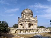 Mohamed Quli Qutb Shah Mausoleum (Hyderabad)