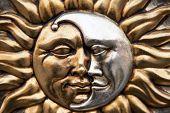 Постер, плакат: Солнце и Луна
