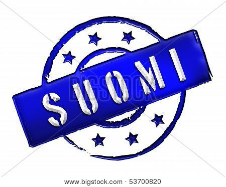 Suomi - Stamp