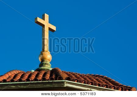 San Francisco Mission Church Detail