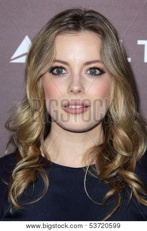 LOS ANGELES - NOV 6:  Gillian Jacobs at the Hollywood Reporter's Next Gen 20th Anniversary Gala at Hammer Museum on November 6, 2013 in Westwood, CA