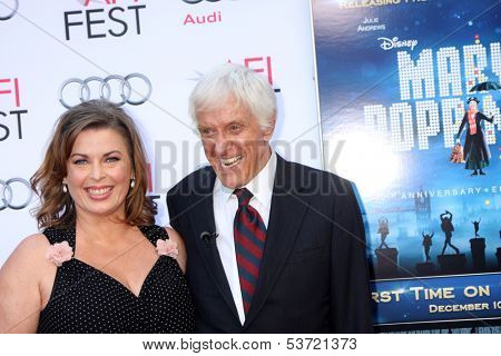LOS ANGELES - NOV 9:  Arlene Silver, Dick Van Dyke at the AFI FEST