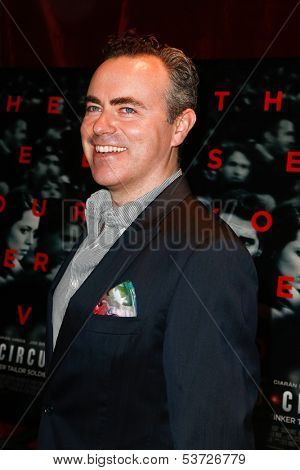 NEW YORK-AUG 19: Director John Crowley attends the 'Closed Circuit' screening at the Tribeca Grand Hotel on August 19, 2013 in New York City.