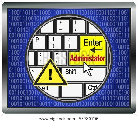 Beware of Administrator Rights