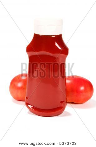 Catchup And Tomatoes
