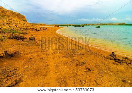 La Guajira Coast View
