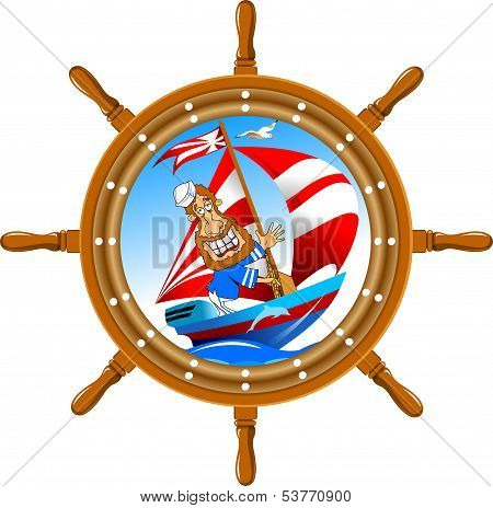 Sailor And The Wheel