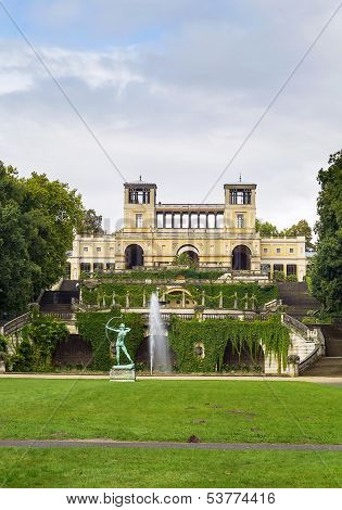 Orangery Palace, Potsdam, Germany