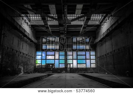 Industrial Interior