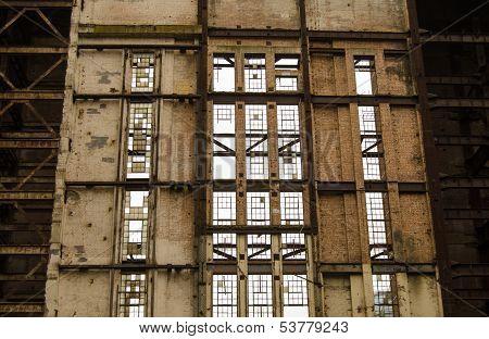 Window detail, Battersea Power Station