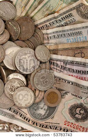 Ecuadorian Money