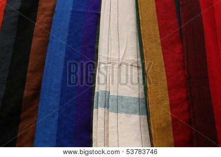 Hammocks in Numerous Colors