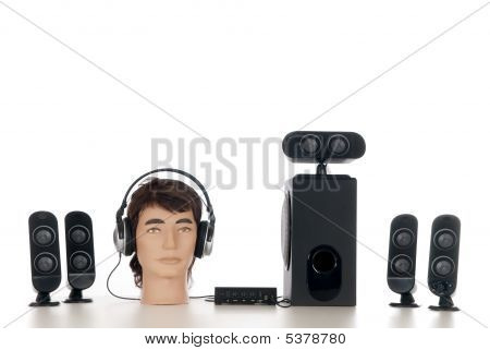 HiFi-Sound-System 5.1