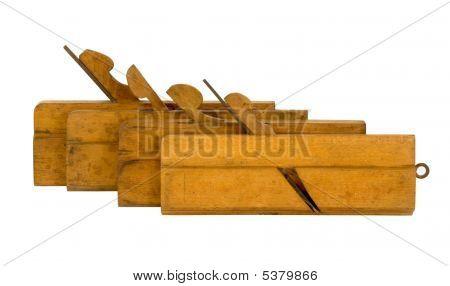 Plaina de madeira diversos