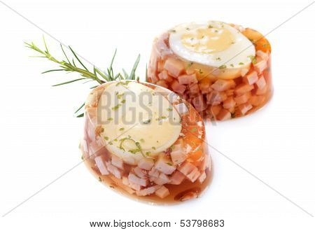 Aspic Of Egg