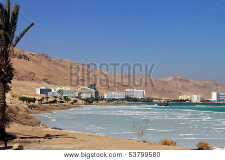Health Resort Complex On Dead Sea  Ein Bokek