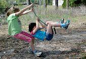 Girls_swinging