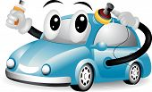 Car Polishing poster
